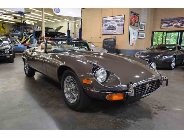 1972 Jaguar E-Type V12 Series III Roadster | 994127