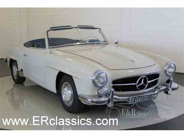 1960 Mercedes-Benz 190SL | 994131