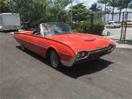 1962 Ford Thunderbird for Sale - CC-994134