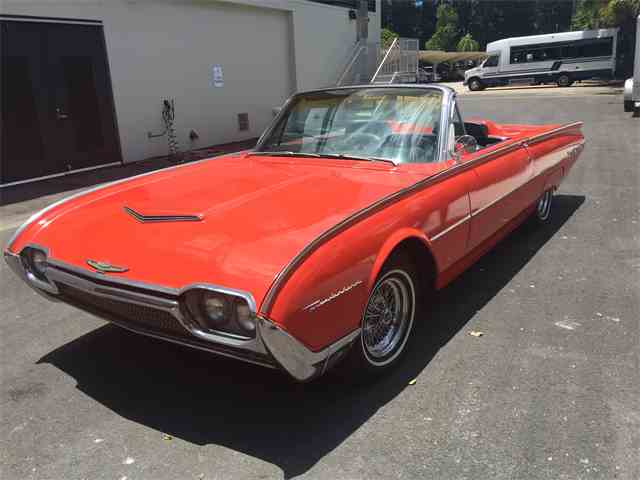 Picture of Classic '62 Thunderbird Offered by a Private Seller - LB2U