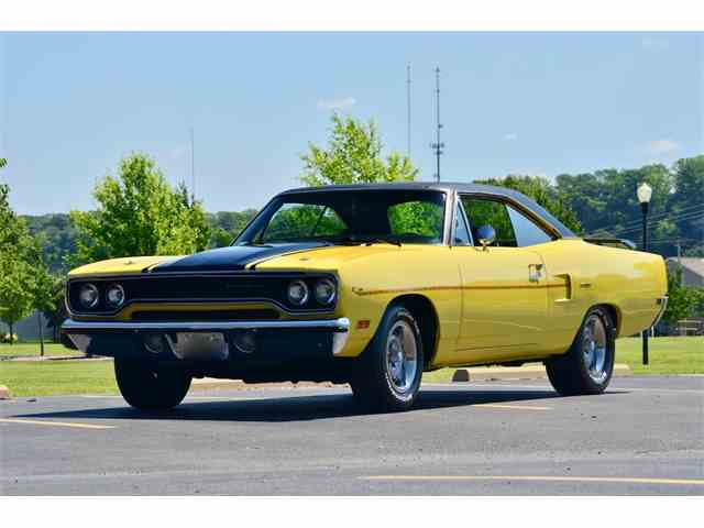 Picture of Classic 1970 Plymouth Road Runner located in St Louis  MISSOURI - $38,800.00 - LB2W