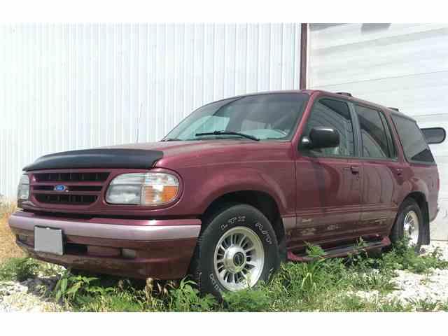 1996 Ford Explorer Limited XLT | 994142
