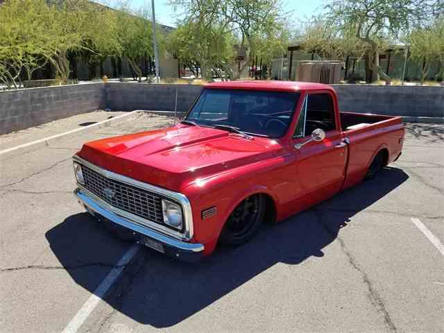 1972 Chevrolet C/K 10 | 994148