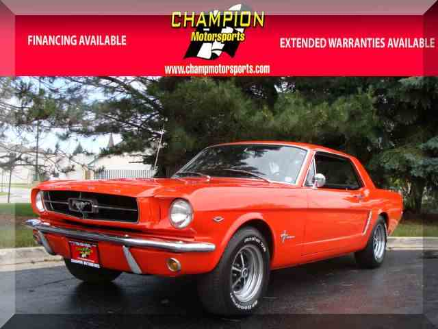 1965 Ford Mustang | 994153