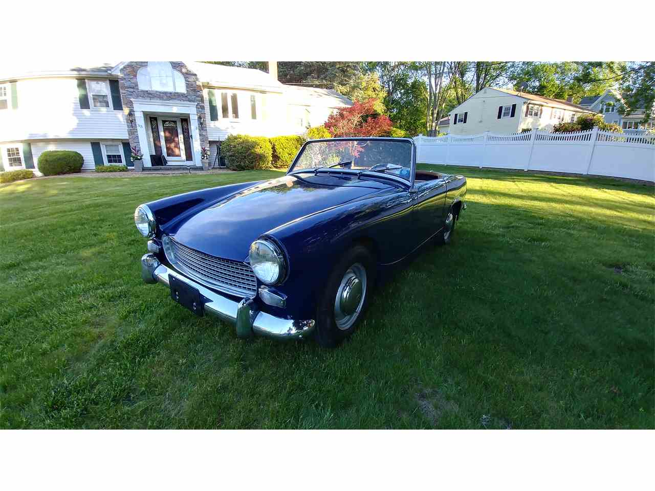 1962 Austin-Healey Sprite for Sale - CC-994158