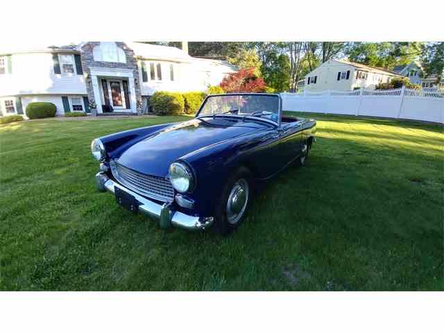 1962 Austin-Healey Sprite | 994158