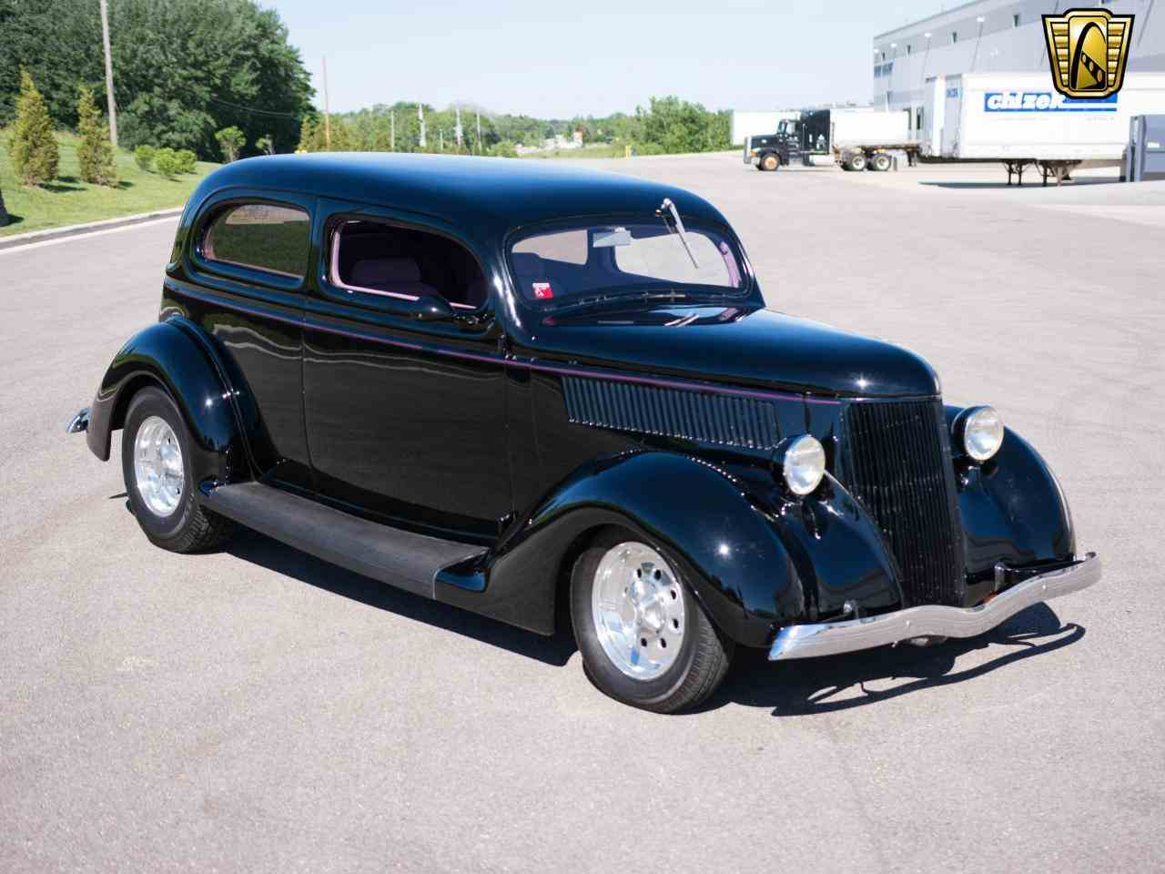1936 ford sedan for sale cc 990416. Black Bedroom Furniture Sets. Home Design Ideas