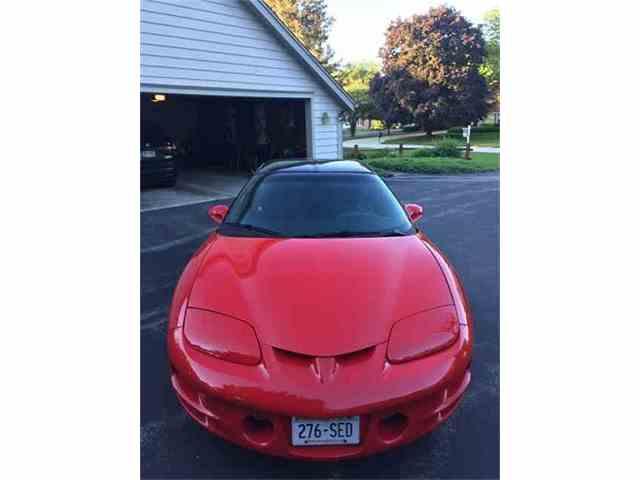 2001 Pontiac Firebird Trans Am | 994166