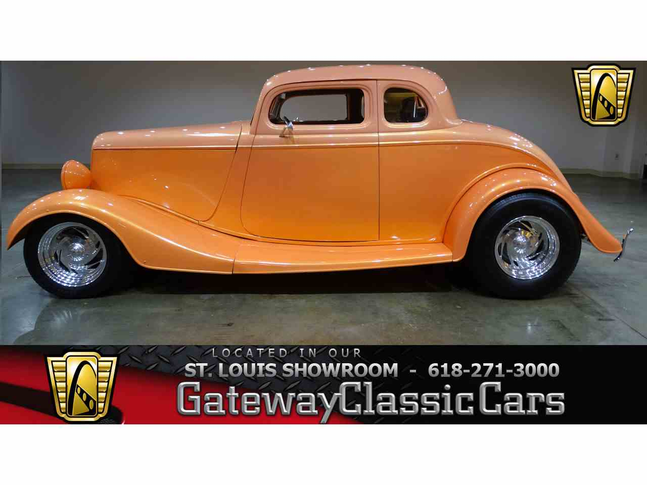 Large Picture of Classic 1934 Ford Coupe - LB3Y