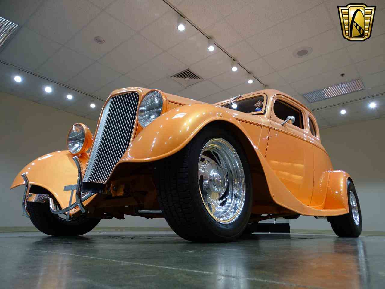 Large Picture of 1934 Coupe - $47,595.00 Offered by Gateway Classic Cars - St. Louis - LB3Y