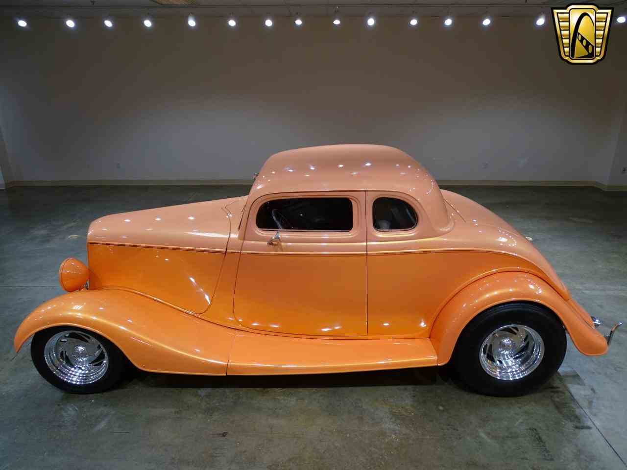 Large Picture of '34 Coupe Offered by Gateway Classic Cars - St. Louis - LB3Y