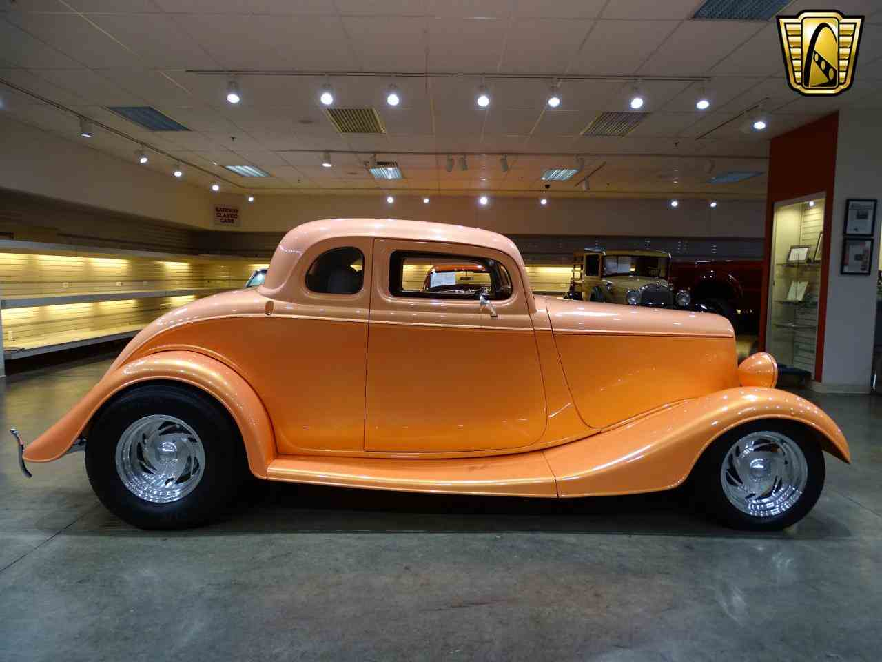 Large Picture of '34 Ford Coupe located in Illinois Offered by Gateway Classic Cars - St. Louis - LB3Y