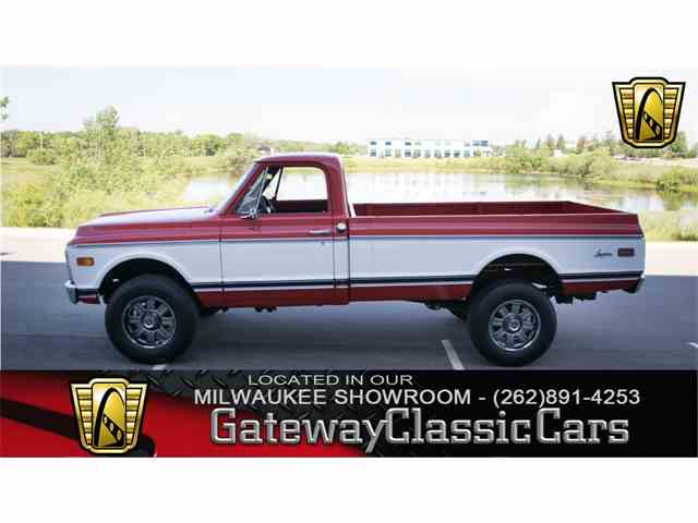 1971 Chevrolet C/K 20 | 994175