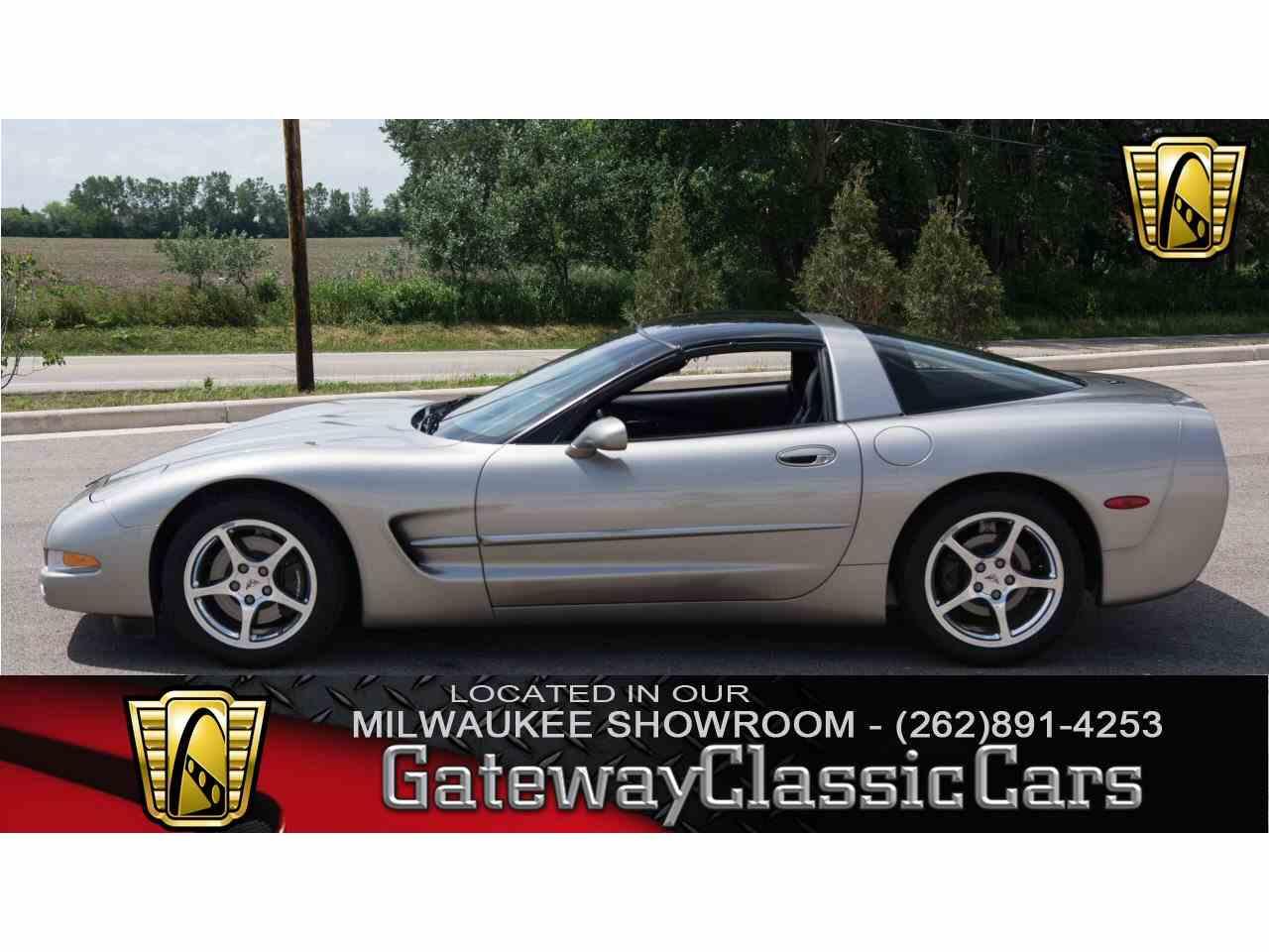 2000 Chevrolet Corvette for Sale - CC-994176