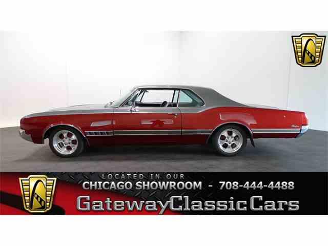 1966 Oldsmobile Starfire | 994179