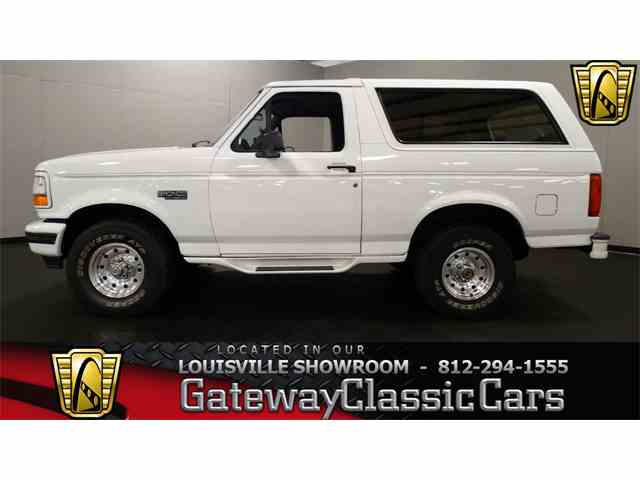 1995 Ford Bronco | 990418