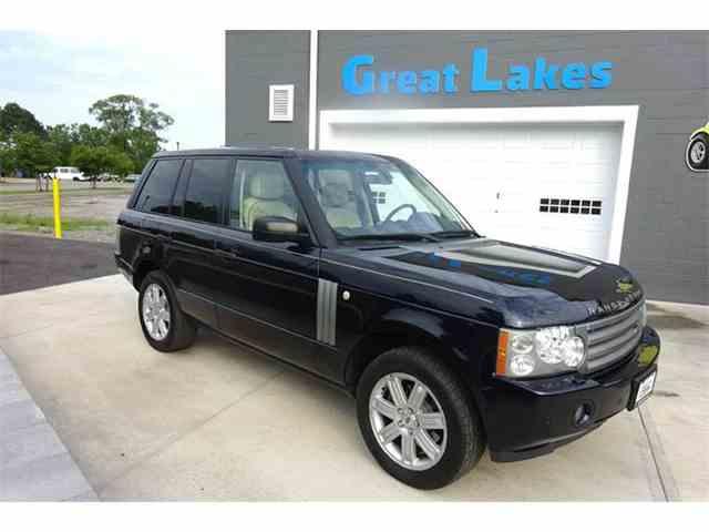 2008 Land Rover Range Rover | 994200