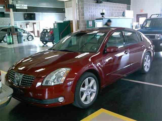 2005 Nissan Maxima | 994201