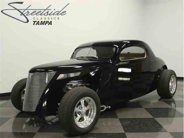 1937 Ford 3 Window Coupe Minotti | 994203