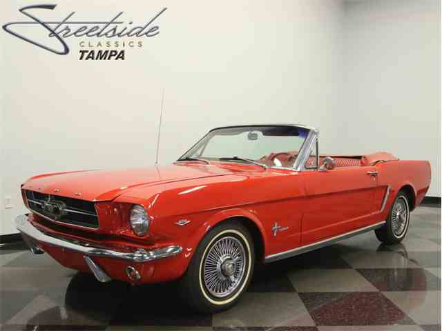 1965 Ford Mustang | 994204