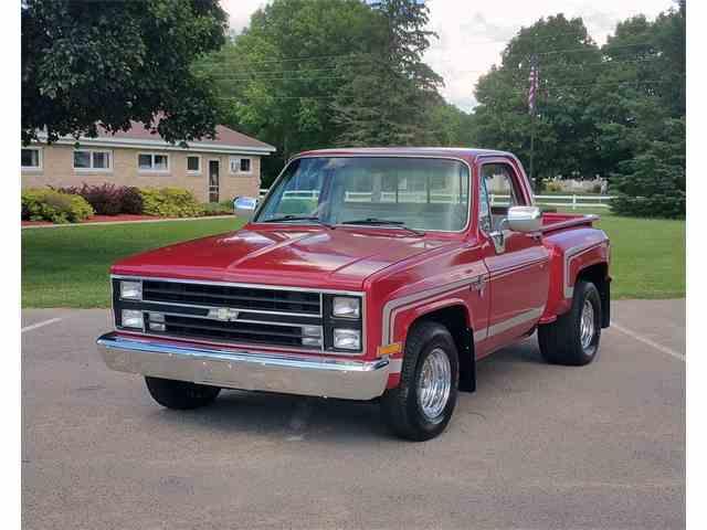 1986 Chevrolet C/K 10 | 994205