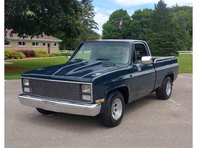 1984 Chevrolet C/K 10 | 994206