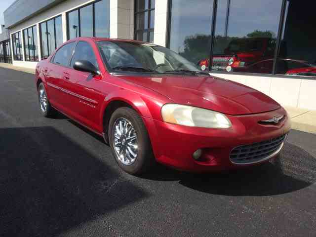 2001 Chrysler Sebring | 994217
