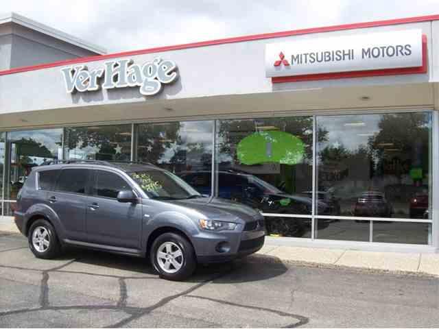 2010 Mitsubishi Outlander | 994227