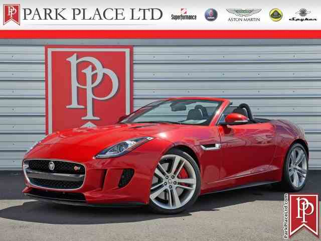 2014 Jaguar F-Type | 994230