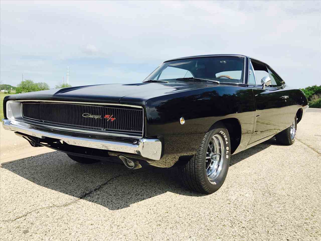 1968 dodge charger for sale cc 994237. Black Bedroom Furniture Sets. Home Design Ideas