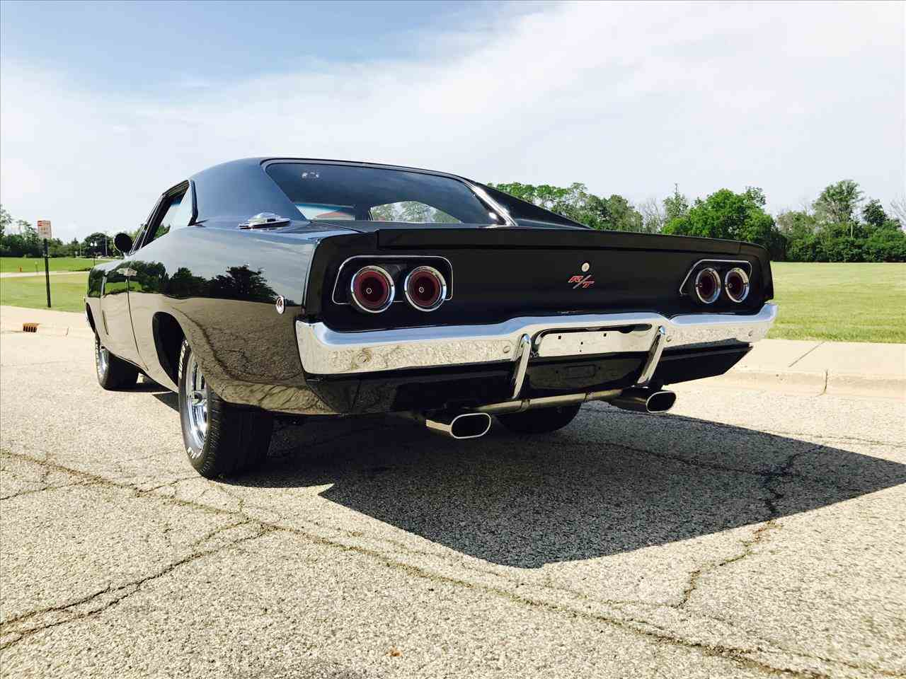Large Picture of '68 Charger - LB5P