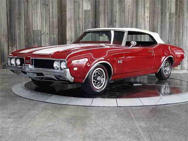 1969 Oldsmobile 442 | 994238