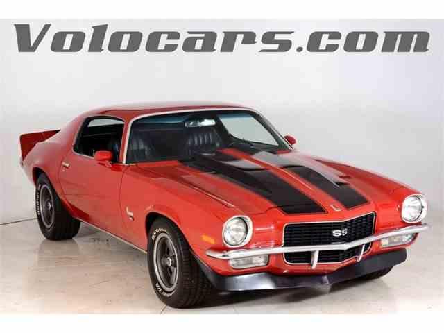 1971 Chevrolet Camaro SS | 994240