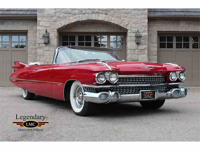 1959 Cadillac Series 62 | 994245