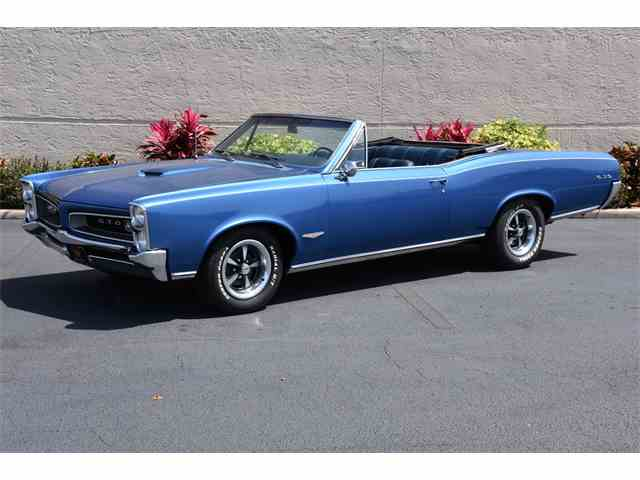 Picture of 1966 Pontiac GTO located in Florida - $59,983.00 - LB60