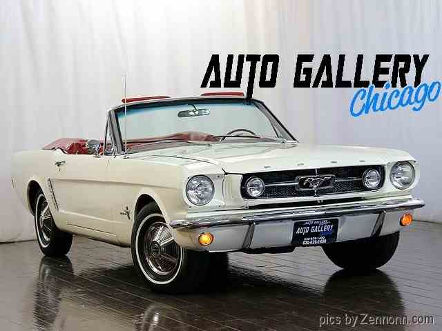 1965 Ford Mustang | 990425