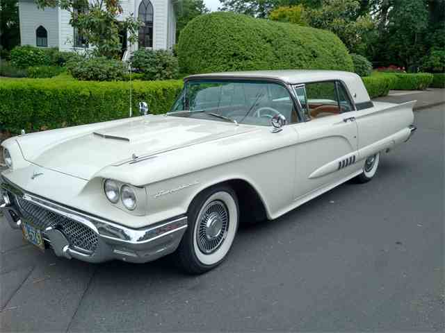 1958 Ford Thunderbird | 994299