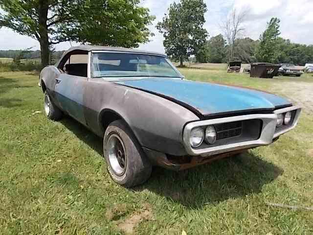 1968 Pontiac Firebird | 994307