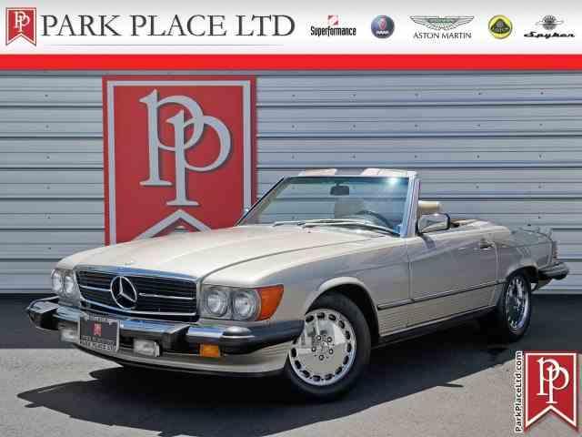 1988 Mercedes-Benz 560SL | 994324
