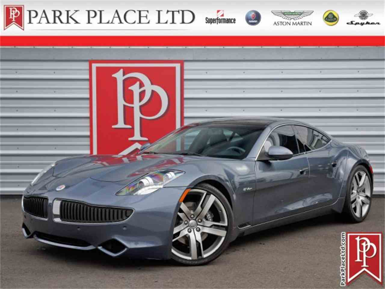 Large Picture of 2012 Fisker Karma - $42,950.00 Offered by Park Place Ltd - LB85