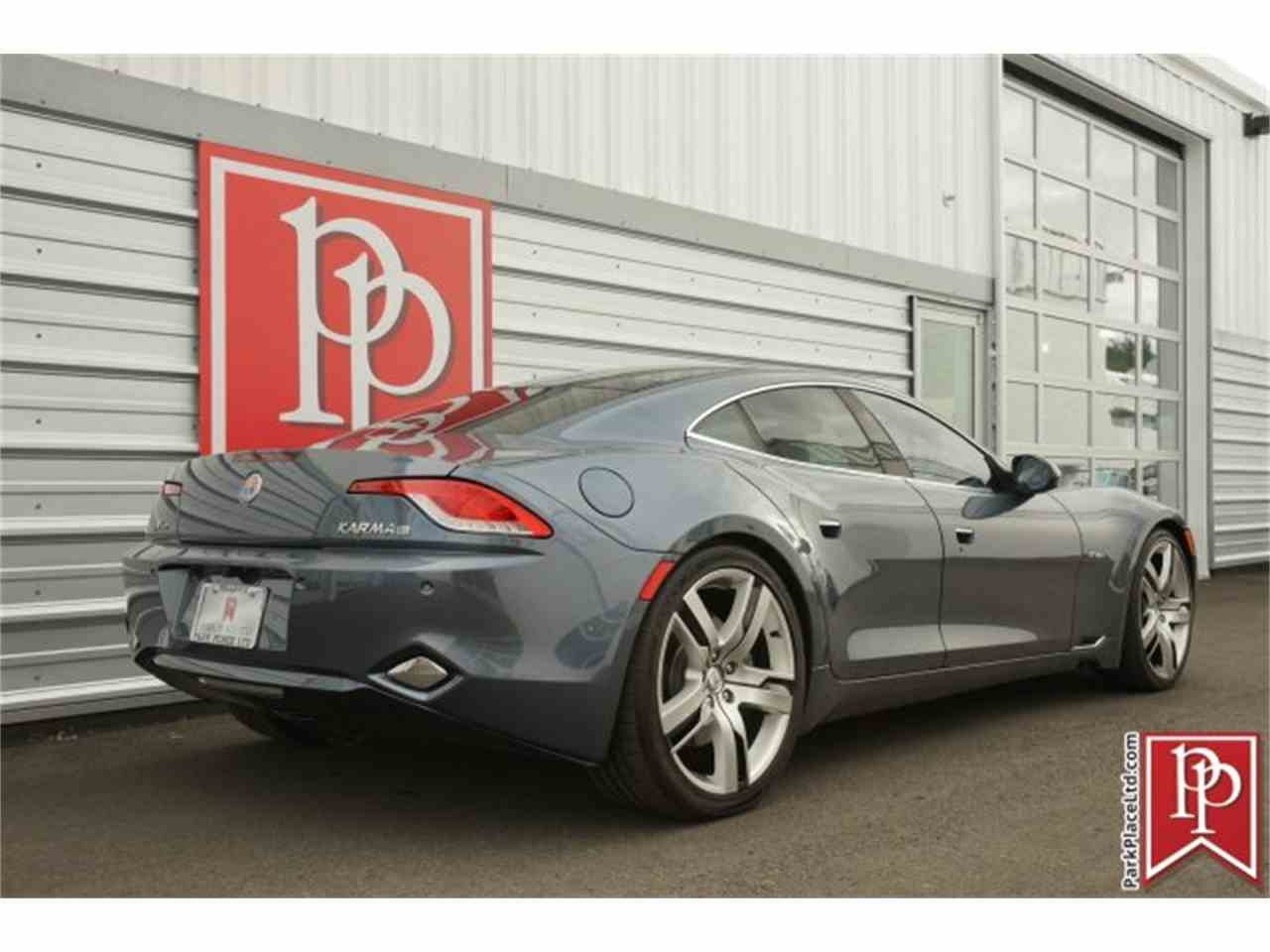 Large Picture of 2012 Fisker Karma Offered by Park Place Ltd - LB85