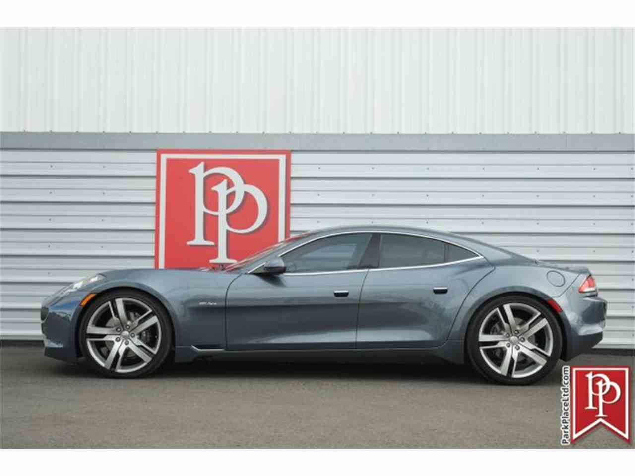 Large Picture of 2012 Fisker Karma located in Bellevue Washington - $42,950.00 Offered by Park Place Ltd - LB85