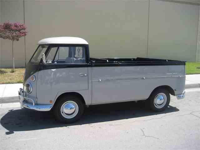 1963 Volkswagen Type 2 | 994334