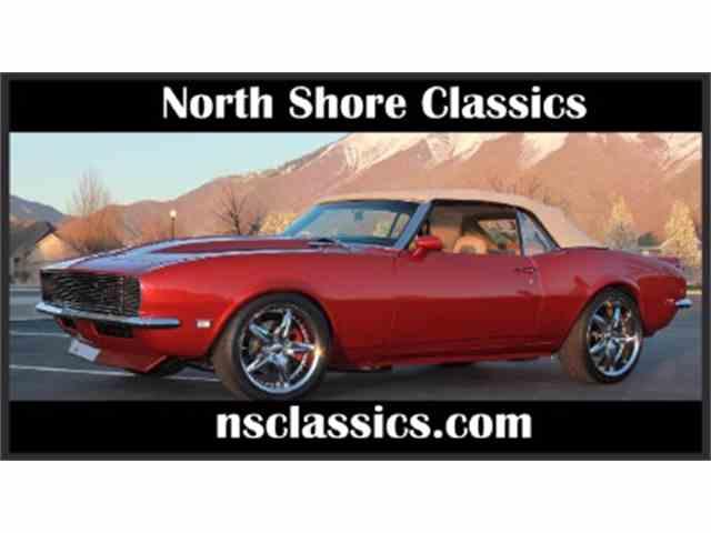 1968 Chevrolet Camaro | 994343