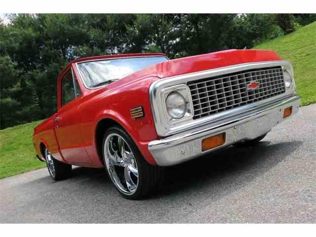 1971 Chevrolet C/K 10 | 994345