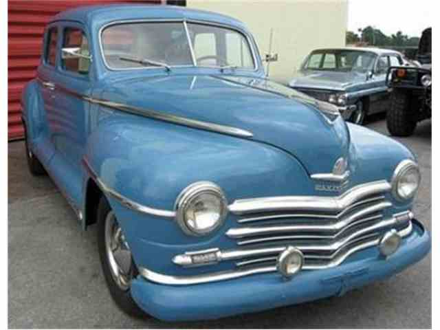 1948 Plymouth Street Rod | 994365