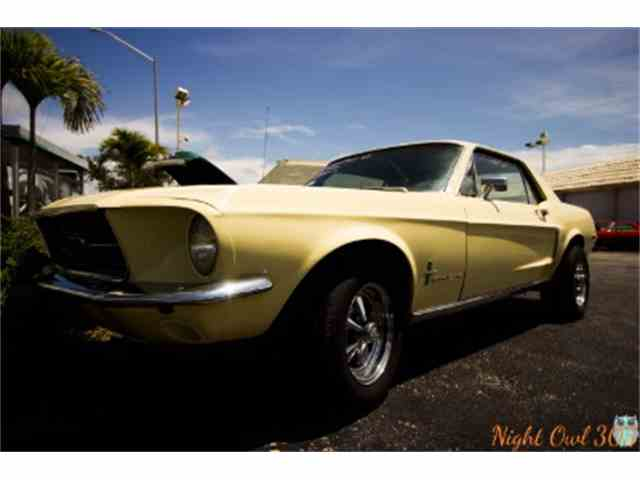 1968 Ford Mustang | 994365