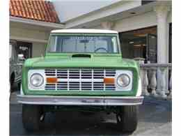 1971 Ford Bronco for Sale - CC-994366