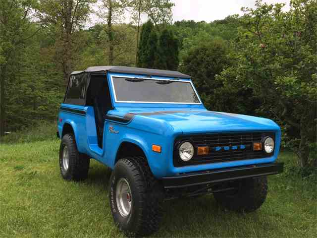 1971 Ford Bronco | 994392