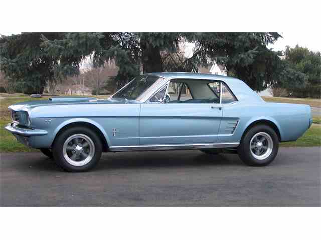 1966 Ford Mustang | 994394
